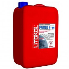 Грунтовка Litokol Primer N-м универсальная 10 кг