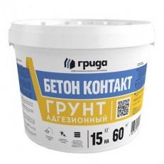 Грунтовка Грида Бетоноконтакт 15 кг