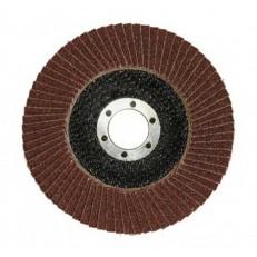 Круг лепестковый торцевой Fit P-100 125 мм 39555