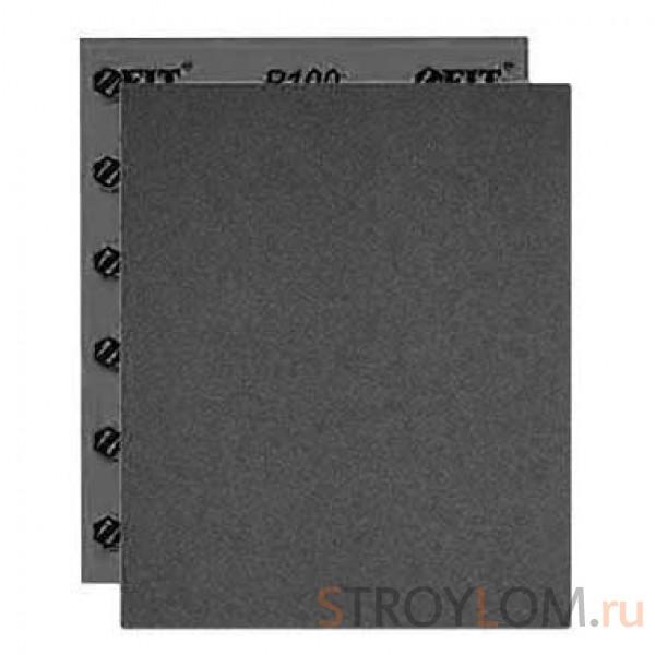 Бумага наждачная Fit Профи 38169 P240 230х280 мм