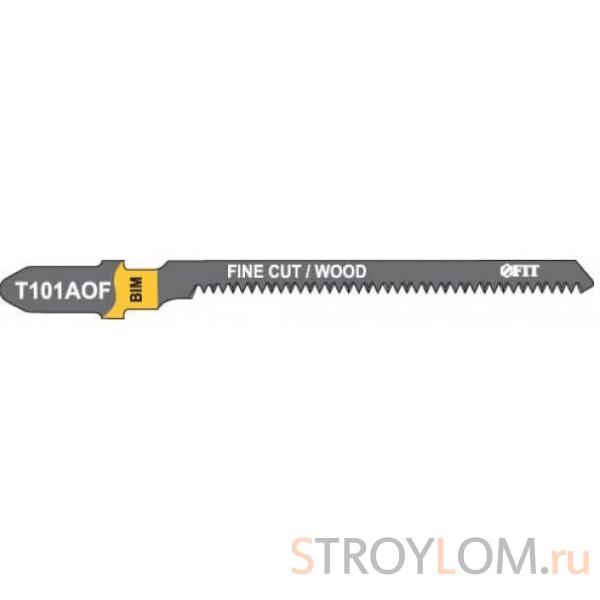 Полотна для электролобзика Fit 40952 T101AOF Bimetal 2 шт