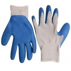 Перчатки Зубр Мастер 11260-XL с рельефным резиновым покрытием