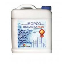 Противоморозная добавка в строительные растворы и бетонные смеси NORME COLOR PROFI 10л