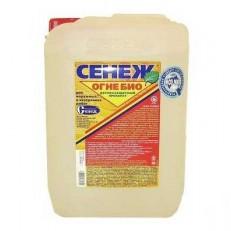 Деревозащитный препарат Сенеж Огнебио 10 кг