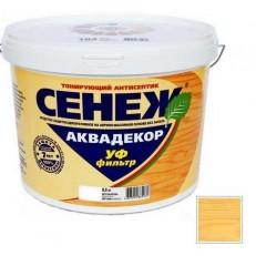 Антисептик тонирующий Сенеж Аквадекор 103 Сосна 9 кг