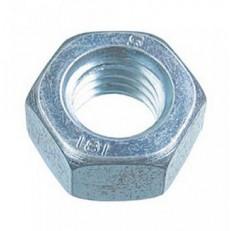 Гайка шестигранная Хортъ М8 DIN 934 оцинкованная 100 шт
