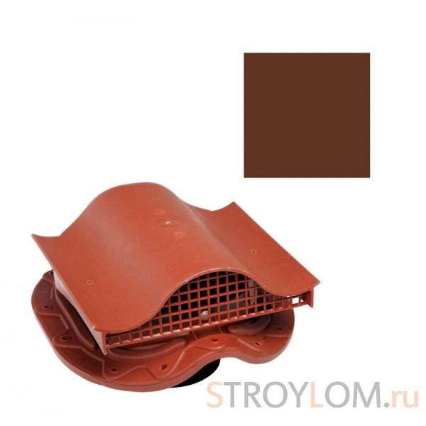 Вентиль кровельный Vilpe Moutekate KTV коричневый