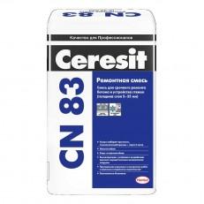 Ремонтная смесь для бетона Ceresit CN 83 25 кг