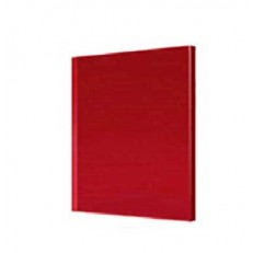 Поликарбонат монолитный Borrex красный 6 мм