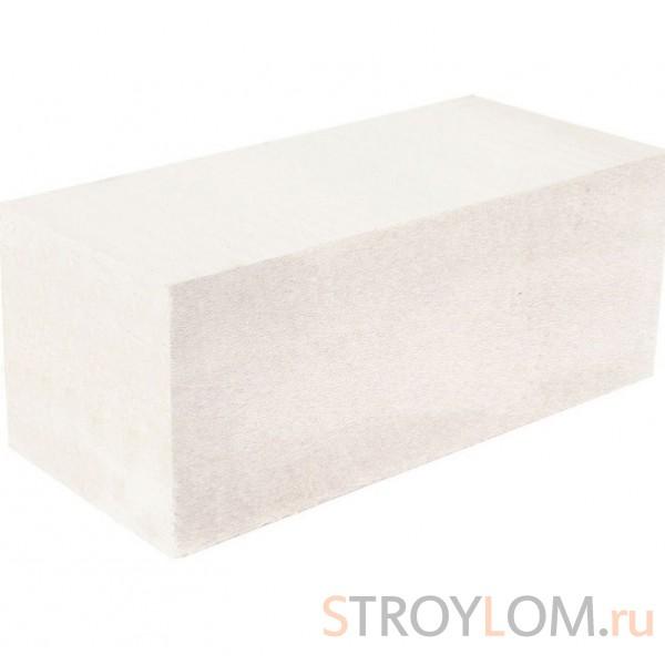 Блок из ячеистого бетона Ytong D500 B 3,5 газосиликатный 625х250х300 мм
