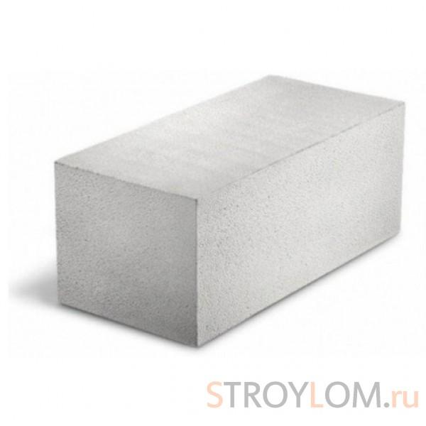 Блок из ячеистого бетона Bonolit D500 В 3,5 газосиликатный 625х200х300 мм