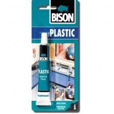 Клей для пластика Bison Plastic 6307217 25 мл