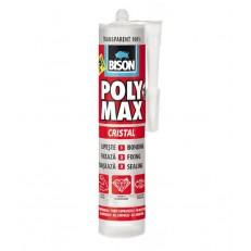 Жидкие гвозди Bison Poly Max Crystal 6308552 300 г