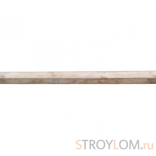 Брус обрезной из хвои естественной влажности 6000х100х100 мм сорт 4