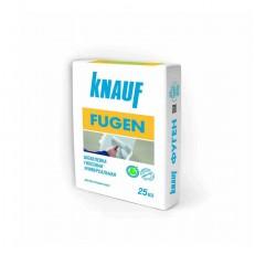 Шпатлевка гипсовая Кнауф Фуген серая 25 кг