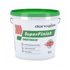 Sheetrock SuperFinish 3,5 л Шпатлевка универсальная
