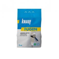 Шпатлевка Knauf Фуген белая 5 кг