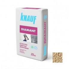 Штукатурка цементная декоративная Knauf Диамант 260 Сахара 25 кг