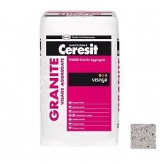 Штукатурка Ceresit CT 710 Visage Granite Aggregate Jamaica Brown 13 кг