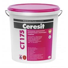 Ceresit CT 175 Короед 2 мм 25 кг Штукатурка силикатно-силиконовая декоративная