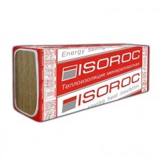 Базальтовая вата Isoroc Изолайт-Л 1000х600х50 мм 8 штук в упаковке