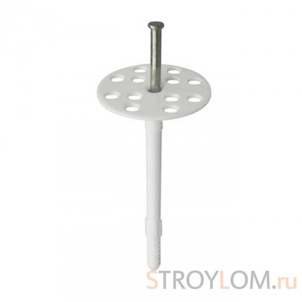 Дюбель (Грибы)Tech-Krep IZM 10х160 мм с металлическим гвоздем