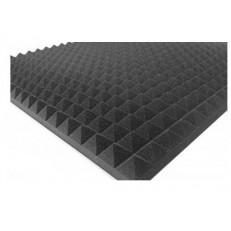 FLEXAKUSTIK PIR-50, 1000х1000х50мм, цвет серый графит