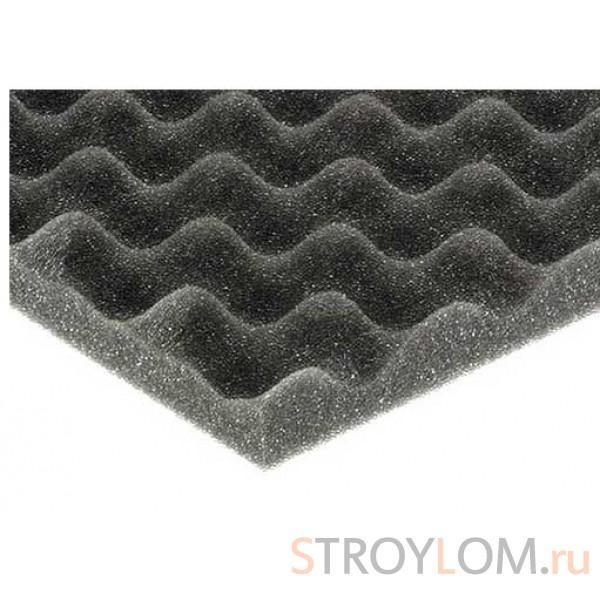 FLEXAKUSTIK Wave-30 1000х1000х30мм, цвет серый графит
